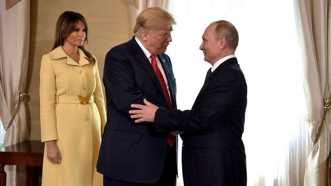 «Я не пророссийский». Трамп ответил на обвинения, что он «оказался в кармане Путина»