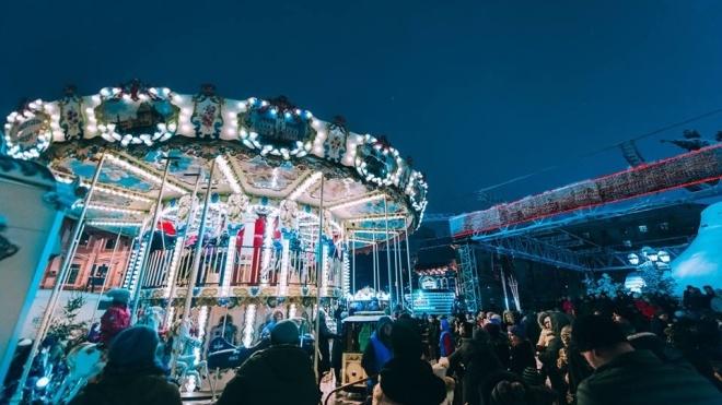 У центрі Києва на два місяці перекривають рух. Столиця готується до Нового року