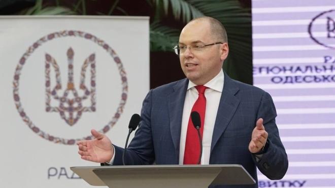 Глава Минздрава Степанов: До конца 2021 года Украина будет полностью обеспечена вакцинами