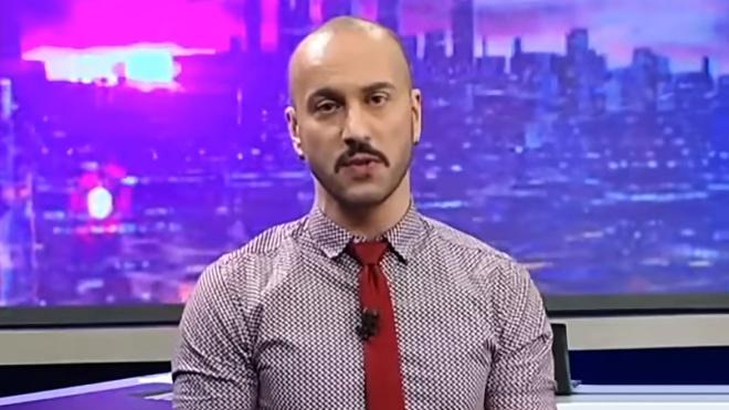 В Грузии задержали россиянина, который якобы готовил убийство журналиста Габунии. Тот год назад обматерил Путина в прямом эфире