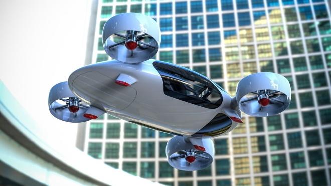 Російська компанія зі «Сколково» розробила своє літаюче таксі. Хто ще у світі розробляє аеромашини