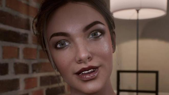 Сайт YouPorn создал виртуальную порнозвезду.  Она ведет соцсети, не нарушая их правила