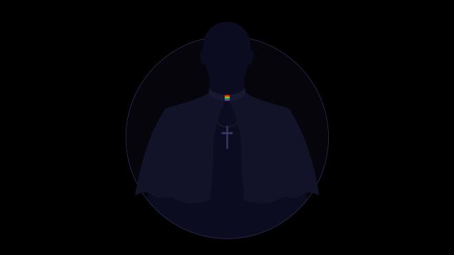 Среди католических священников немало геев, но они боятся в этом признаться. Церковь их преследует и обвиняет в педофилии — пересказываем материал NYT