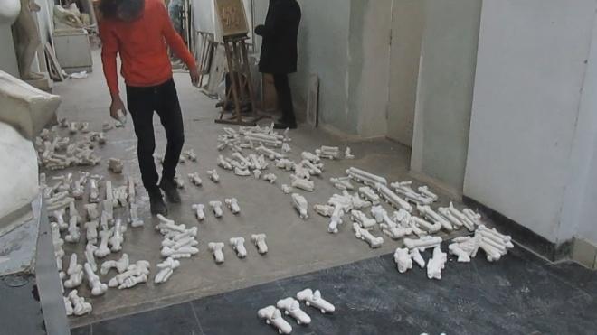 Скандал з виставкою в Академії мистецтв: студента відрахували через провалену сесію