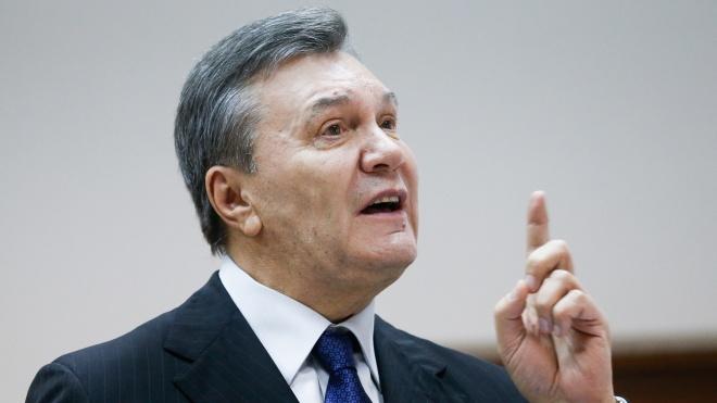 Апеляційний суд залишив у силі заочний арешт Януковича у справі про захоплення влади