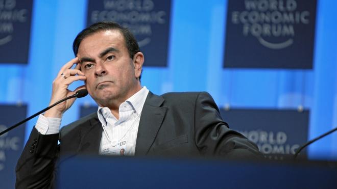 Nissan уволил Карлоса Гона с должности гендиректора компании