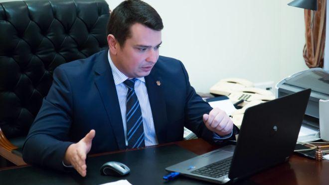 НАБУ отстранили от дела против главы САП Холодницкого. Теперь ею занимается СБУ