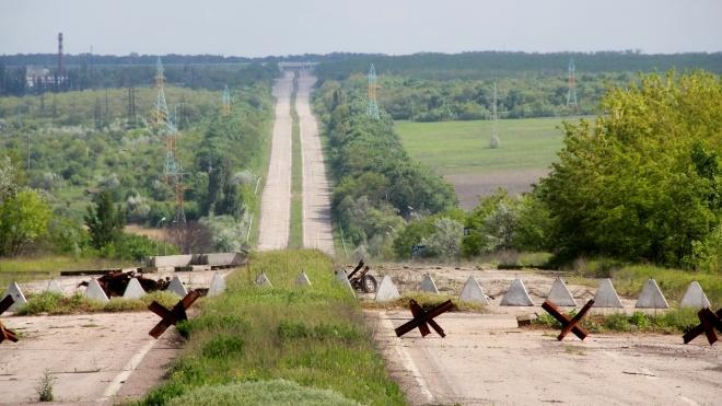 В Україні затвердили межі окупованих районів Донбасу