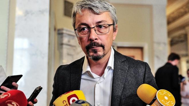 «Слуга народу» ухвалила кадрові рішення щодо Кабміну. Мінкульт очолить Ткаченко, Пристайко стане послом