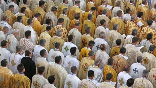Предстоятеля новой поместной церкви выберут завтра на Объединительном соборе. Вот главные претенденты на этот пост