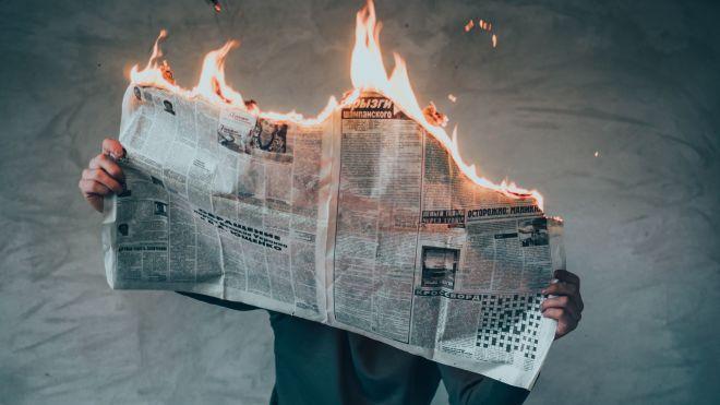 Поясните: в Республике Беларусь «травят» СМИ. Что происходит?