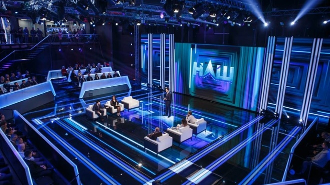 Нацрада оштрафувала телеканал «НАШ» за поширення російської пропаганди