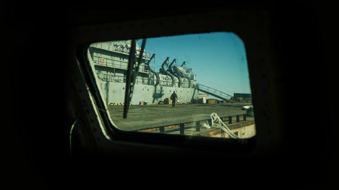 Боевой катер «Кременчуг» мешает россиянам блокировать украинские порты. Мы посмотрели, как он готовится к выходу в рейд и поговорили с капитаном
