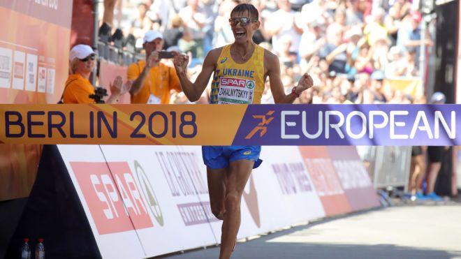 ЧЕ по легкой атлетике. Первое в истории золото Украины и новые рекорды