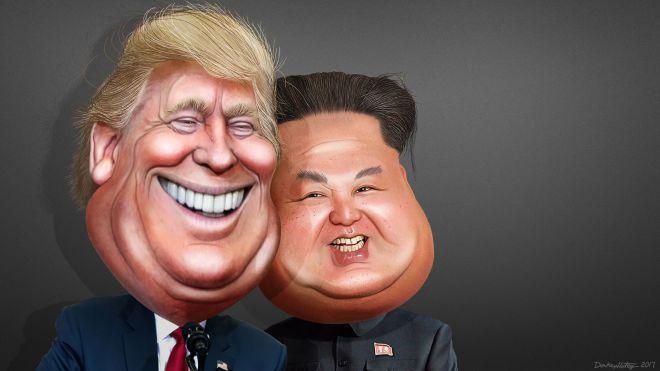 Трамп с «нетерпением» ждет встречи с лидером КНДР