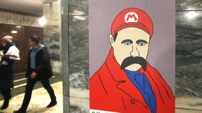 Уничтоженную в киевском метро выставку«Квантовый скачок Шевченко» покажут в Veterano Pizza