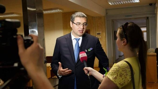 При поверненні до Молдови затримали проросійського політика Усатого. Його доставили в прокуратуру