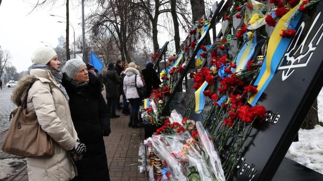 Генпрокуратура: Семьи героев «Небесной сотни» согласились на перенос мемориала