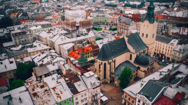 У Львові побудують канатну дорогу на Високий замок