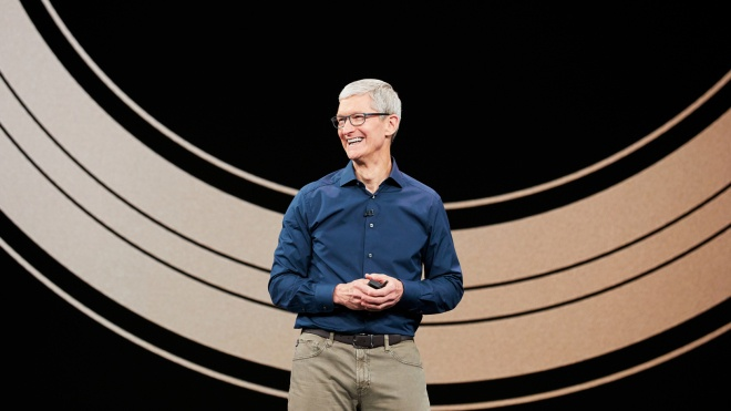 Apple звинувачує торгову війну між США та Китаєм в падінні прогнозу виручки