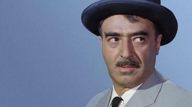Умер российский актер Владимир Этуш. Он играл в фильмах «Кавказская пленница» и «12 стульев»