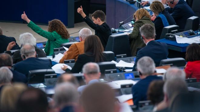 ЕС согласился до 2030 года сократить выбросы парниковых газов на 55%
