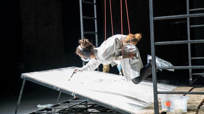 Театральная лаборатория при «Мистецьком арсенале» выпустила спектакль по пьесе легендарного британского драматурга. Что получилось?