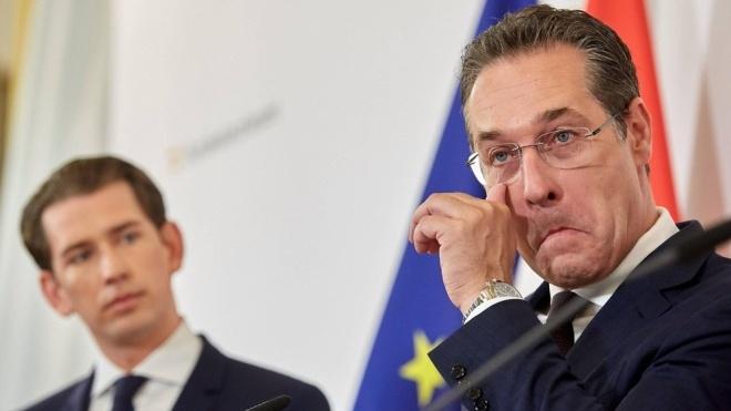 Бывший вице-канцлер Австрии Штрахе предстанет перед судом по обвинению в коррупции