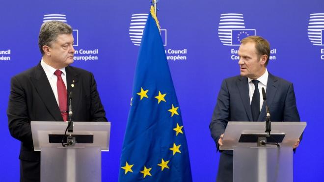 Конституційний суд визнав законним курс на вступ України в ЄС та НАТО