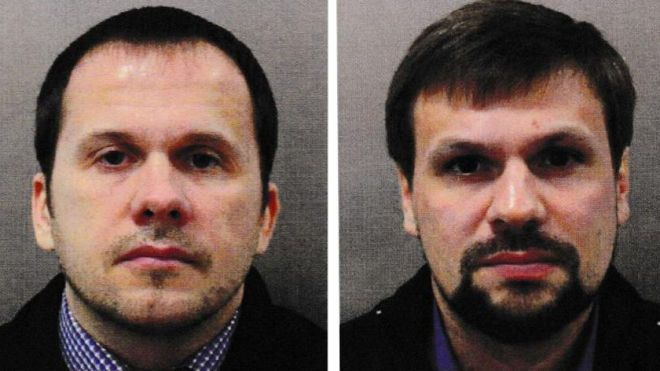 «Ми планували приїхати в Лондон і відірватися». Підозрювані в отруєнні Скрипалів дали інтерв'ю російському держканалу. Британський МЗС назвав це брехнею