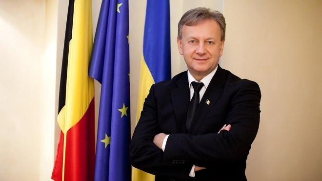 У центрі Львова побили почесного консула Бельгії, нападник втік