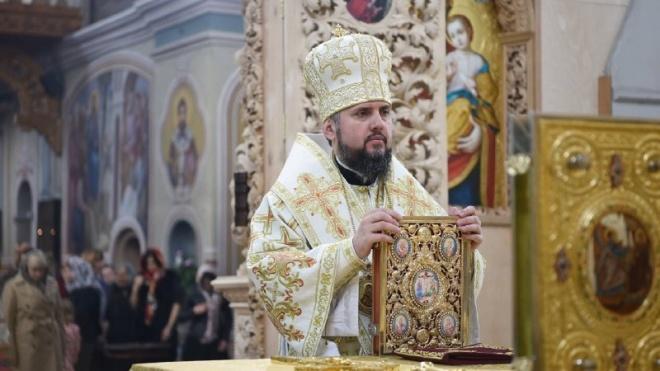 Митрополит Епифаний стал главой Единой поместной церкви. Что о нем известно?