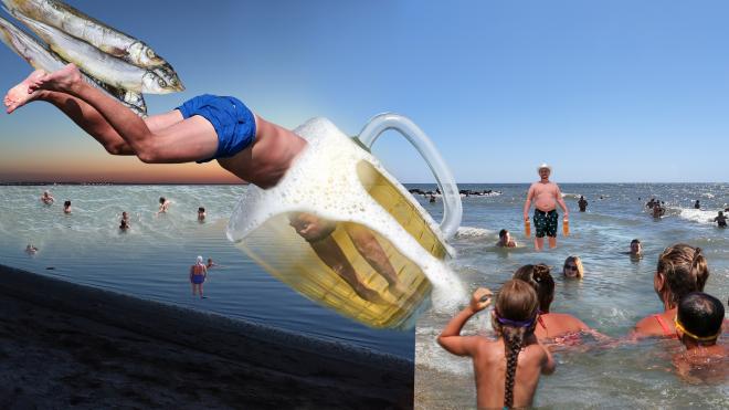 Пахлава медовая, семечки, бычки. Хотите отдохнуть на море за 3 000 гривен? Максимально детальный гид «Бабеля» по Бердянской косе (с картами, креветками и чебуреками)
