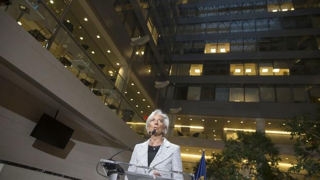 Украина получила новый транш Международного валютного фонда