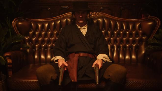 В Україні знімають фільм про Тараса Шевченка — самурая: він володіє катаною і стріляє з обох рук. Ми побували на зйомках і ось що там відбувається