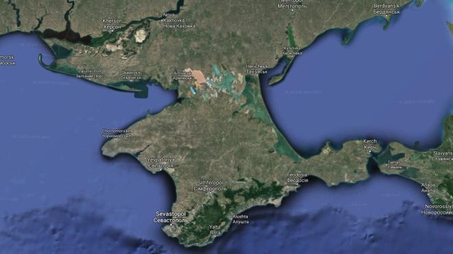 «Это не имеет политической подоплеки». Офис Google объяснил, почему показывает на картах Крым как территорию России