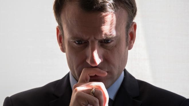 Телефон президента Франції Макрона могли прослуховувати за допомогою ізраїльської системи Pegasus