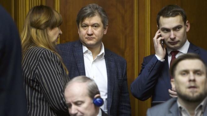Порошенко звинуватив Данилюка в конфлікті інтересів через ПриватБанк і закликав вийти зі штабу Зеленського