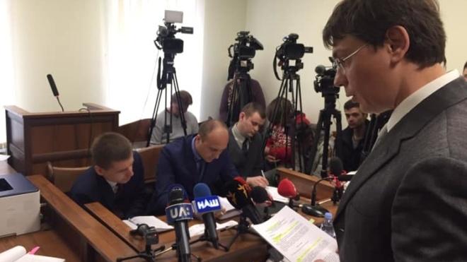 Екс-нардепа Крючкова взяли під варту з заставою в 7 млн гривень