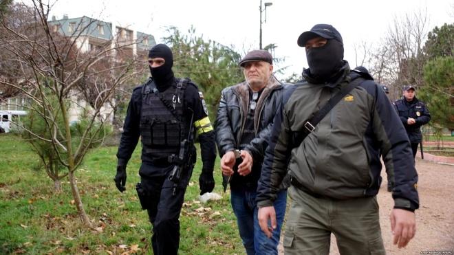 Российский суд в Симферополе вынес приговор четырем фигурантам «дела Веджие Кашка». Им дали условные сроки