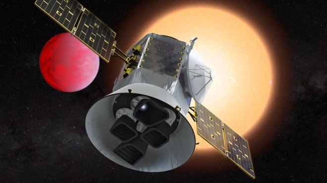 Проект NASA TESS отправился в космос на поиски новой Земли. Спутник начал присылать ученым первые данные