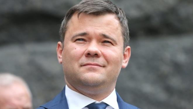 Верховний суд відмовився розглядати призначення Богдана головою АП