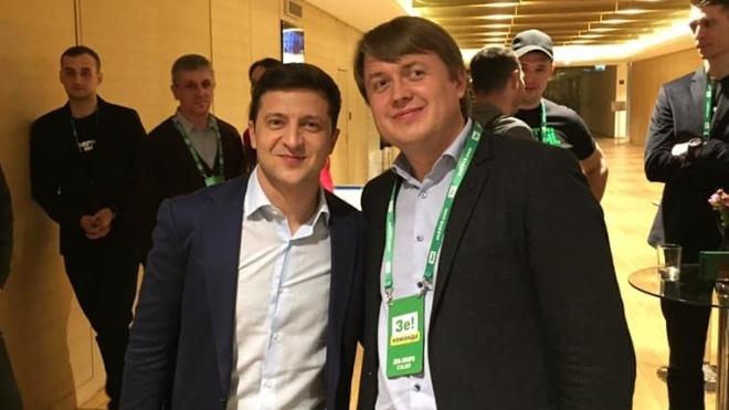 Зеленський призначив Геруса представником президента в Кабміні