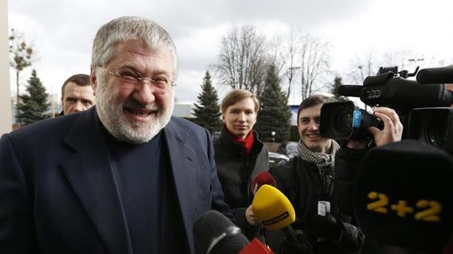Ігор Коломойський повернувся в Україну