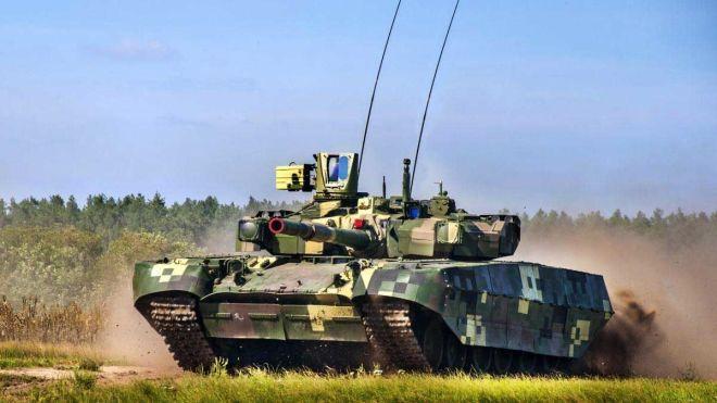 В Украине появится отдельный новый танковый батальон. Он будет защищать север страны