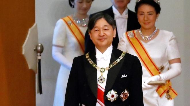 В Японии прошла церемония восшествия на престол нового императора
