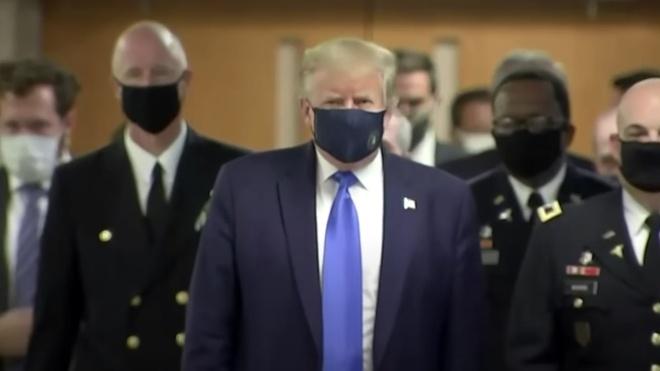 Президент США заявив, що «іспанський» грип призвів до завершення Другої світової війни. Вона почалась через 21 рік після пандемії