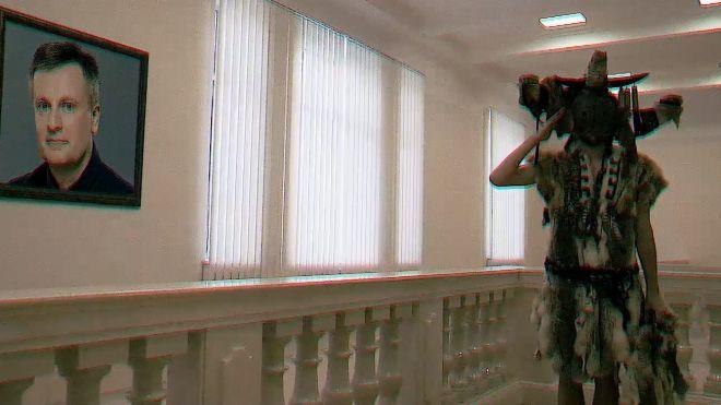 «Ни один колдун не пострадал». СБУ показала «сотрудничество» своего экс-руководителя Наливайченко с шаманом. Видео