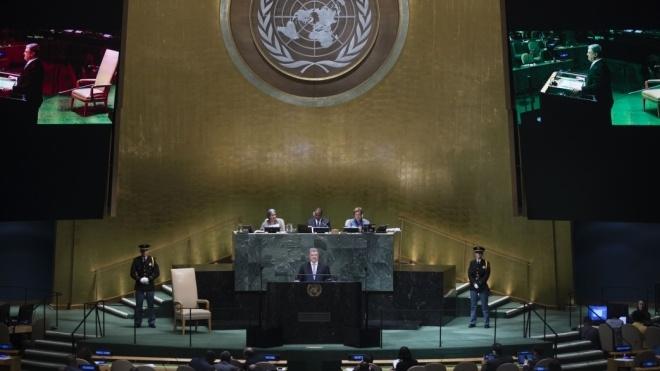 Порошенко виступив на Генасамблеї ООН. Розповів про загибель українського солдата і закликав реформувати Раду Безпеки ООН