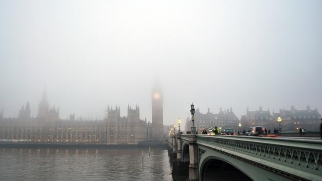 «Brexit зараз!» У Лондоні «жовті жилети» блокують Вестмінстерський міст